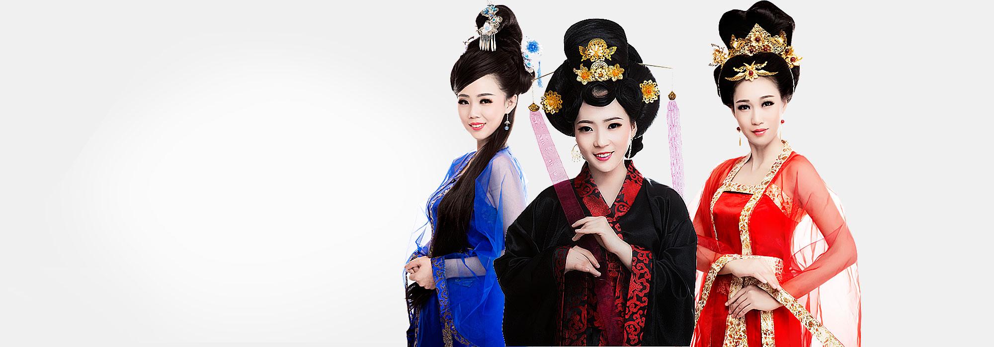 天使妆 金属妆 日本艺妓妆 晒伤妆 瓷娃娃妆 精灵妆 梦幻妆 时尚创意