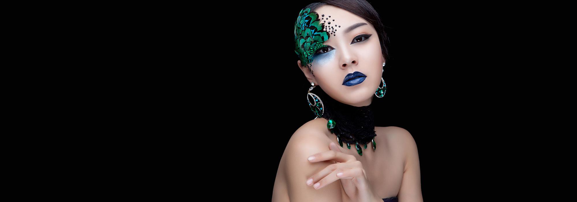 高级时尚彩妆造型班