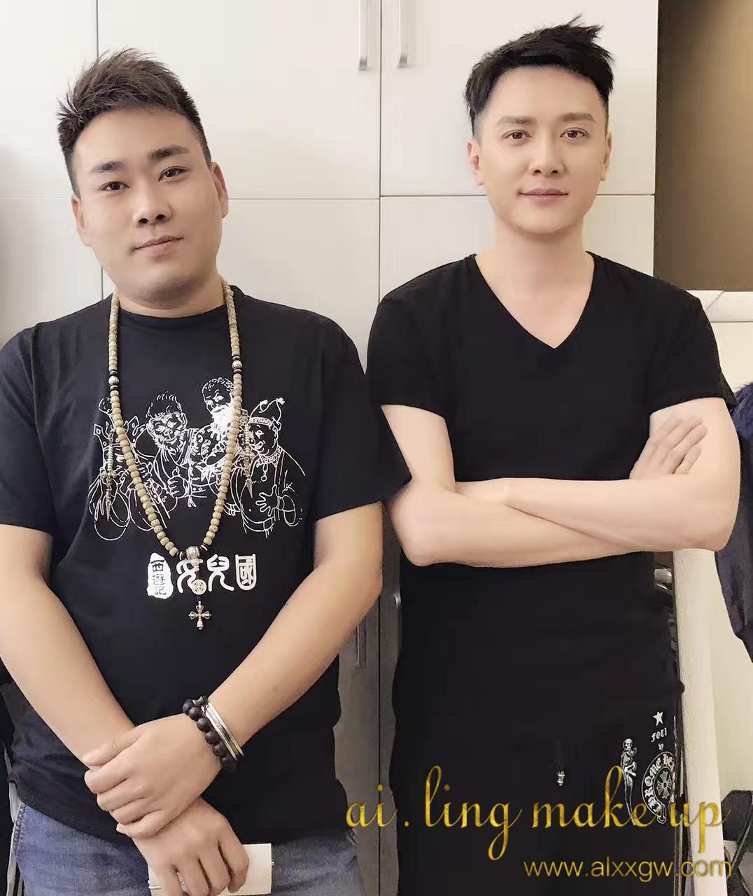 我们与冯绍峰